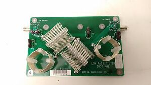 Thermo Finnigan Mat Gcq Mass Spectrometer Low Pass Filter Board 96000 21080