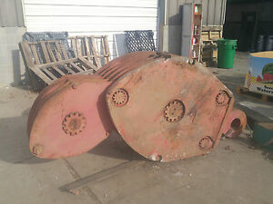 300 Ton 16 Part Mckissick Crane Lifting Block 5 3 Shives 1 125 Dia Rope