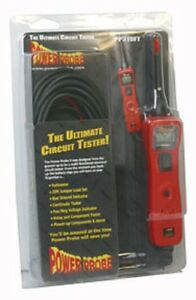 Power Probe Iii In Clamshell Red Pp3csred