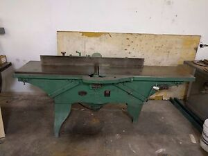 Moak 12 Jointer