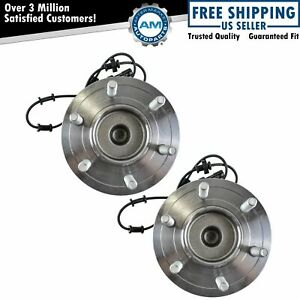 For 03 2004 2005 2006 Ford Expedition Navigator Front Wheel Hubs