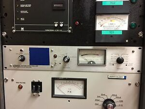 Granville Phillips 271 Ion Gauge Controller With Cable Uhv Vacuum