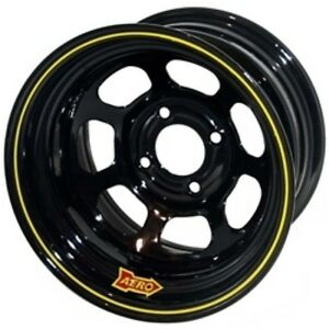 Aero Race Wheels 55 184040 Wheel 15x8 4in 4 X 4in 4 X 100mm