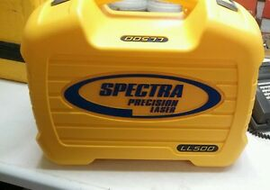 Spectra Ll500 Replacement Laser Level Case 1046 4750