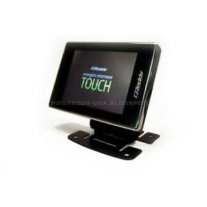 Greddy 16001604 Informeter Touch Engine Monitor