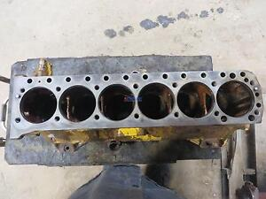 Waukesha Wk Vrd310 Engine Block Used 166425a 6 Cyl Diesel