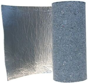 Radiant Barrier Thermal Heat Acoustic Sound Insulation 48 In X 75 Ft