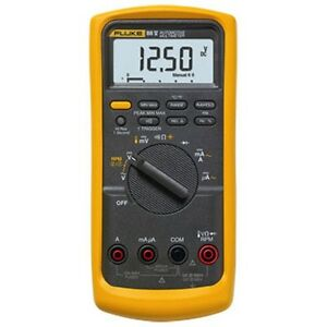 Fluke 88v Deluxe Automotive Digital Multimeter 88 5 Hybrid Car Diagnostic Tool