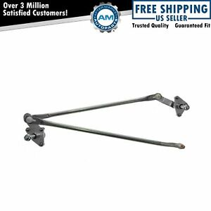 Windshield Wiper Transmission Front For 95 01 Chevy Metro Pontiac Firefly