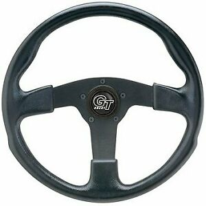Grant Gt Rally Steering Wheel 13 5 Dia 3 Spoke 3 Dish 761