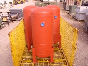 250 Psi 30 Gal Roy E Hanson Vertical Air Tank