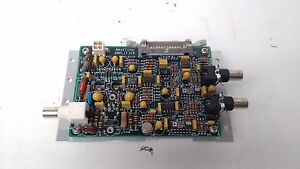 Thermo Finnigan Mat Gcq Mass Spectrometer Waveform Amplifier Board 96000 61110