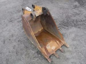 Caterpillar 24 Tooth Bucket For 416b Backhoes S 61505