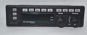 Motorola Aahn4045e Astro Spectra W4 Front With Board