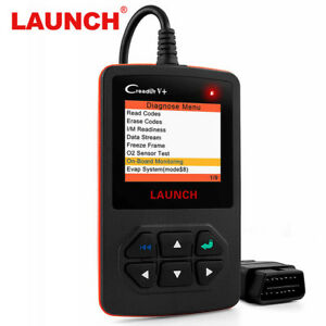 Launch Automotive Obd2 Eobd Code Reader Scanner Dtc Engine Fault Diagnostic Tool