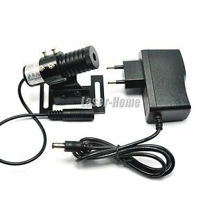 808nm 200mw Infrared Ir Dot Laser Diode Module W 5v Adapter Holder Adjustable