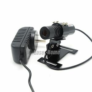 808nm 200mw Focus Line Ir Infrared Laser Diode Module W 5v Adapter Holder