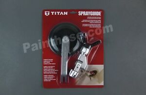 Titan Wagner 0538900 Or 0538905 Spray Guide Accessory Tool Speedshield Oem