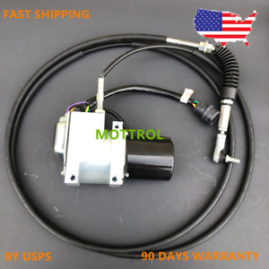 106 0092 1060092 Throttle Motor As governor fits Caterpillar Cat E320 L 320n 320
