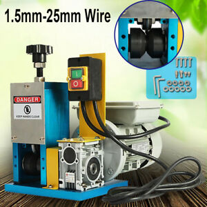 Portable Power Electric Wire Stripping Machine Metal Scrap Cable Stripper Blade