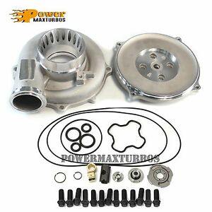 94 97 Powerstroke 7 3l Tp38 Turbo Upgraded Compressor Housing Rebuild Kit 66 88