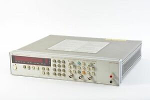 Hp 5334a 100mhz Universal Counter Option 020