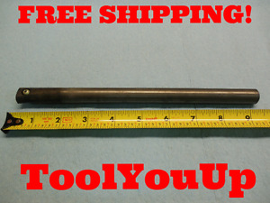 New 5 8 Dia Carbide Boring Bar Valenite Incd 7472 Holds Tpg Tpgn 322 Inserts