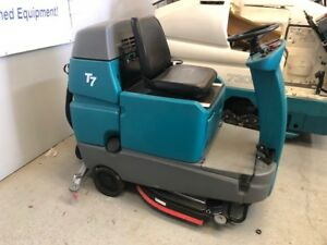 Tennant T7 Floor Scrubber remanufactured Free Shipping 26 Disk Head