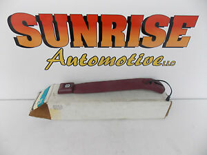 Gm 12390680 Seat Belt Latch Lh Chevrolet Cavalier Pontiac Sunbird 1991 1992
