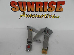 1995 Chevrolet Cavalier Genuine Gm Seat Belt Kit Gm 12523781 Nos C 1 Bl