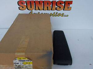 1995 1999 Chevrolet Lumina Monte Carlo Console Lid Armrest Gm 12524425 Nos F7 Bf