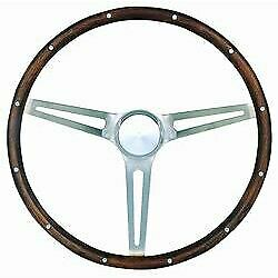 Grant Classic Nostalgia Steering Wheel 15 Dia 3 Spoke 4 125 Dish 967 0