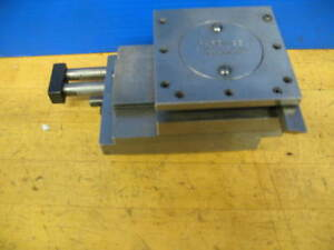 Hardinge Asm 9b Taper Turning Slide Ahc Chucker superb
