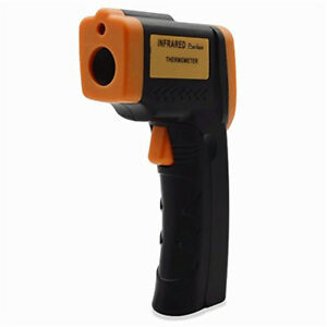 Handheld Lcd Digital Laser Thermometer Temperature Infrared Non contact Ir Gun