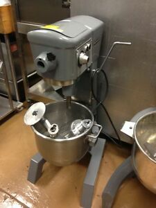 Hobart D 300t 30qt Dough Stand Mixer W Attachments Commercial 115v