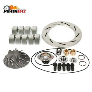 Early 2003 Ford Powerstroke 6 0l Gt3782va Turbo Charger Unison Ring Rebuild Kit