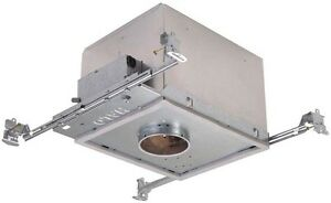 3 In Recessed Lighting Can Box Shallow Ic Air tite Gu10 Housing Ceiling Aluminum