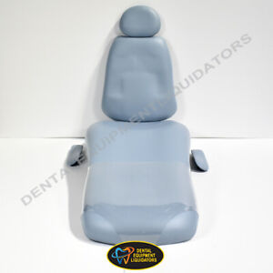 Dental Chair Replacement Cushion For Pelton Crane 3000 Series Sp30 Model Chair
