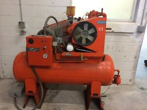 Air Compressor 3 Phase 10 Hp