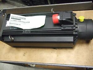 Indramat Servo Motor Mac112d 0 fd 3 c 130 a 0 s005 New And Unused