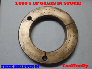 4 16 N 2 Thread Ring Gage 4 00 No Go Only P d 3 9522 Tool Inspection