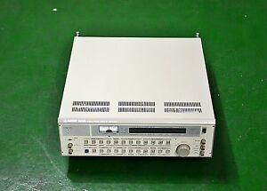 Nf Electronic Instruments 5600a Single Phase Lock in Amplifier 5600a054