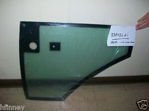 Case 580m 580sm 590sm 580 Super M Series 1 2 3 Door Glass Lower Left 338426a1