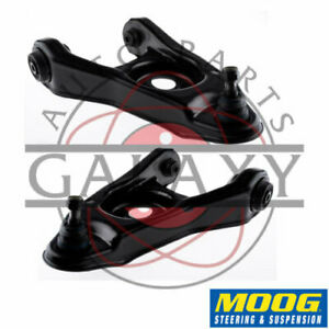Moog New Rk Replacement Front Lower Control Arms Pair For Ford Mustang 94 04