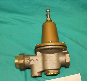 Watts 1 Lfu5b lp z3 Water Pressure Regulator Valve 1 In