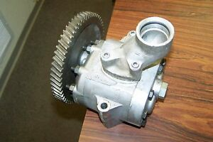 Massey Ferguson Cessna Hydraulic Pump 3038732m2 From 2805 3505 3525 3545 3630