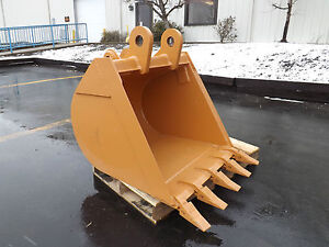 New 30 Case 580n Backhoe Bucket With Coupler Pins
