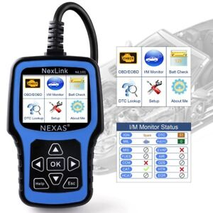 Auto Obd2 Can Code Reader Engine Diagnostic Scanner F Bmw Chevy Chrysler Toyota