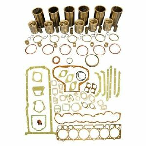 1409 6404 John Deere Parts Engine Base Kit 4010 4020