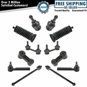 Steering Suspension Kit Lh Rh Front Rear Set Of 12 For 00 04 Outback Legacy